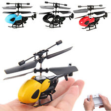 Super Mini IR Infrared Remote Control RC 3.5CH Drone Helicopter with Gyroscope