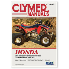 1999-2013 Honda TRX400EX Fourtrax ATV Clymer Repair Manual