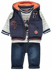 Baby Boys Disney Tigger Gilet, Top and Jeans Set Sizes 0-24 Months