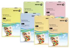 Xerox A4 80gsm (500Sheets) & 160gsm (250sheets) Symphony Paper