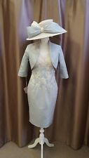 Ian Stuart Mother of the Bride/Groom outfit. ISL 748 UK 10 & 14