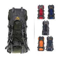UNISEX KNAPSACK BACKPACK CAMPING SPORT HIKING TREKKING TRAVEL BAG NEW V0C0