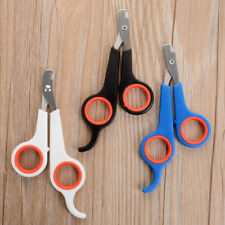 Pet Dog Cat Grooming Nail Toe Claw Clippers Scissors Trimmer Groomer Cutter New