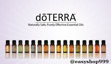 New Sealed doTERRA Essential Oil Set - Choose Any 5 Flavors Free 1 Air Diffuser