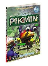 Pikmin Wii Strategy Guide Game Book PrimaGames Nintendo NEW