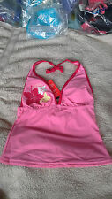 Lycra Tankini Top In Pink Size 10/12/14 to Choose From