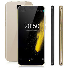 """16GB 5.5"""" Android 7.0 8MP+13MP Unlocked 3G/GSM Smartphone Quad Core Cell Phone"""