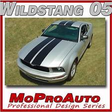 STANG - 3M Pro Vinyl Ford Mustang Racing Stripes Graphics Decals 2007 846