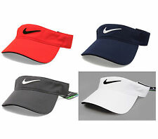 New Nike Golf Tech Tour Adjustable Visor Cap Hat - 727033