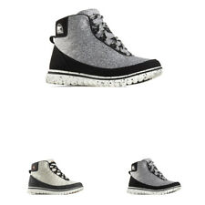 Womens Sorel Tivoli Go High Walking Hiking Lace Up Snow Ankle Trainers UK 3-9