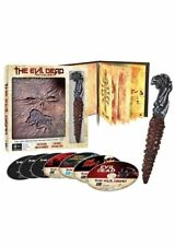 THE EVIL DEAD - ANTHOLOGY - (4 BLU-RAY/3 DVD SET) BRAND NEW!!! SEALED!!!