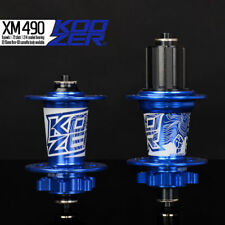 KOOZER XM490 Hub 32H CNC Aluminum MTB Mountain Bike disc brake Hub Front Rear