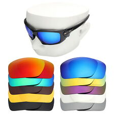 OOWLIT Iridium Replacement Lenses for-Oakley Scalpel Sunglasses OO9095 Polarized