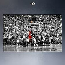 Michael Jordan Huge Art Giant Poster Wall Print wall Art Picture Paint on Canvas