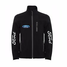Wind and Water Resistant Softshell Jacket Ford