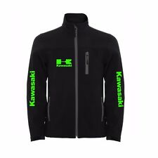 Wind and Water Resistant Softshell Jacket Kawasaki