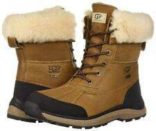 NEW WWOMEN UGG AUSTRALIA BOOT II ADIRONDACK OTTER WATERPROOF FABRIC 5469 *NEW*