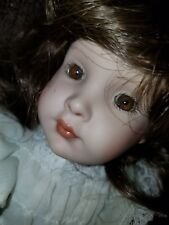 Haunted vessel. Doll active strong spirit Minnie.