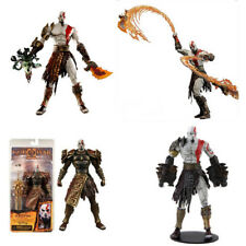 """COLLECTIBLE NECA 7"""" GOD OF WAR KRATOS ACTION FIGURE PVC MODEL TOY GREAT GIFT"""