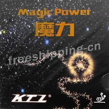 KTL Magic Power Pips out Table Tennis Rubber with Sponge new model