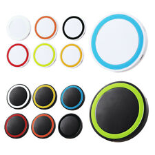 Portable Wireless Fast Charger Power Qi Charging Pad Mat For iPhone X 8/Samsung