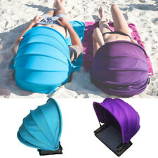 Portable Sun Beach Shader Protection Tent Outdoor Personal Face Shade Canopy