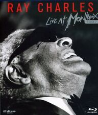 Ray Charles: Live at Montreux 1997 Blu-ray Region ALL BLU-RAY/WS