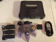 N64 Nintendo 64 Console Setup with Ultra HDMI & IGR Installed and Tested