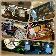 Fender Telecaster Tele 5 way control plate wiring loom harness upgrade kit