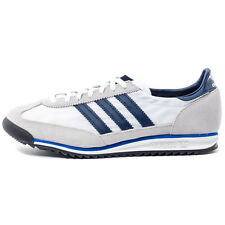 adidas SL72 White Trainers