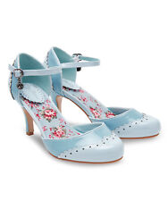 Joe Browns Womens Vintage Style Ankle Strap Shoes