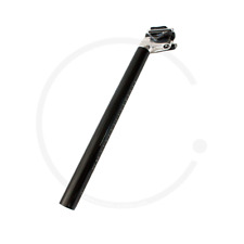 Carbon Seatpost with CNC machined seat clamp | ø 27.2 or 31.6