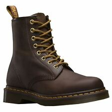 Dr.Martens 1460 8 Eyelet Aztec Womens Crazy Horse Mid-calf AirWair Ankle Boots