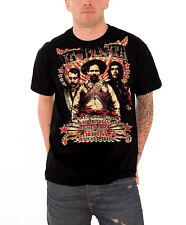 Che Guevara T Shirt Ya Basta new Official Mens Black