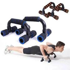 1 Pair Home Fitness Push Up Stands Bars Sport Exercise Chest Muscle Training Bar