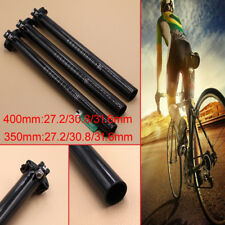 New Mountain Bike Bicycle Seatpost Carbon Fiber Cycling Parts MTB Road Seat Post