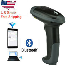 Portable Laser Barcode Scanner Reader Bar Code Handheld USB / Wireless for POS