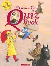 The American Girls Quiz Book (2007, Paperback)