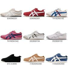 Asics Onitsuka Tiger Mexico 66 Slip-On Laceless Men Women Shoes Sneakers Pick 1