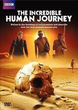 The Incredible Human Journey DVD