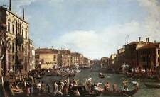 Photo Print A Regatta on the Grand Canal Canaletto - in various sizes jwg-17329