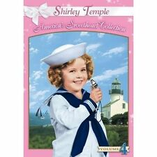 Shirley Temple: Americas Sweetheart Coll DVD