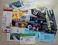 2017 - 2018 EUROCUPS Match tickets CHL & EL UPDATED MARCH 2018