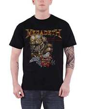 Megadeth T Shirt Peace Sells But Whos Buying Band Logo new Official Mens Black