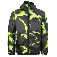 G-Star Raw Jacket Strett Hooded Camouflage Yellow Green d07321 9813 9277
