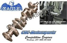 SB Chevy 350 Eagle 4340 Forged Steel Blower Crankshaft 3.480 Stroke 1/4 Keyway