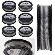 New Alien Clapton Tiger Fused Clapton Heating Wire Coil Kanthal A1 15Feet Spool