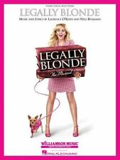 Legally blonde: the musical by Laurence O'Keefe (Paperback)
