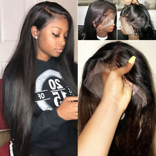 Pre Plucked Peruvian Remy Human Hair Glueless Full Wigs Curly Lace Front Wig Gb3