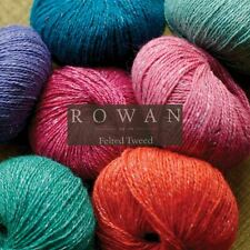 Rowan Felted Tweed DK 8 ply Merino Alpaca 50g Knitting Wool – Various Colours